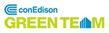 Con Edison Green Team logo
